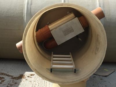 filter shaft