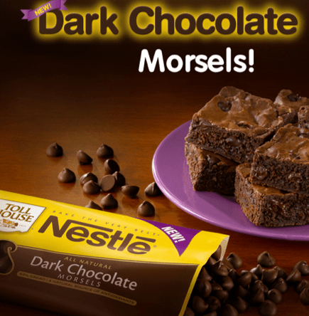 0501 Nestle Toll House Dark Chocolate Morsels Coupon!