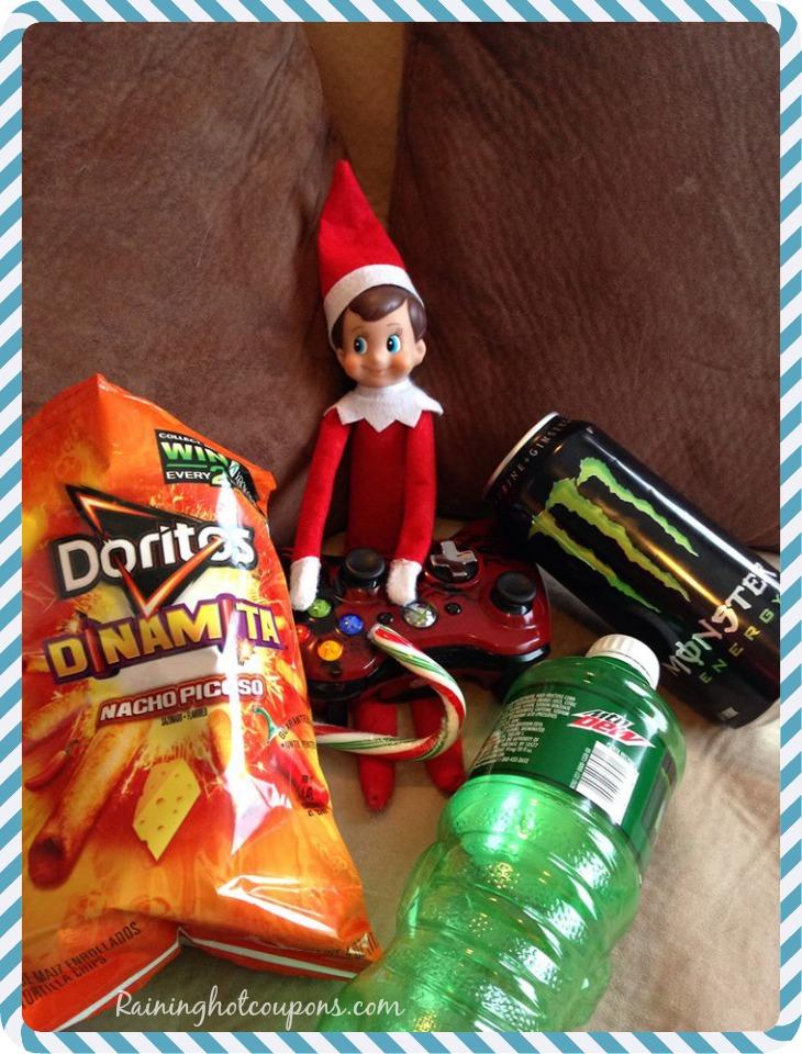 Elf On The Shelf Ideas Elis Activity Last Night 127