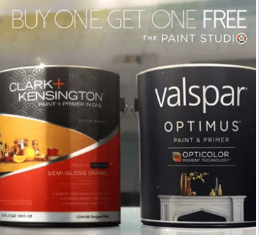 paint *HOT* Buy 1 Get 1 FREE Gallons of Paint at Ace Hardware!