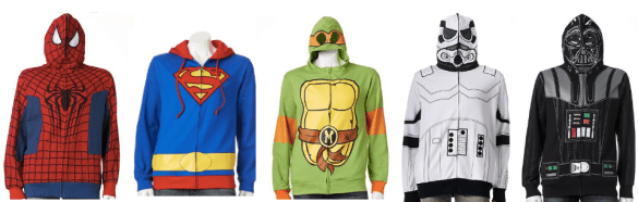 sweat Kohl's: Men's Hoodies Only $15.99   Reg. $50 (Superman, Spider Man, Star Wars and More!)