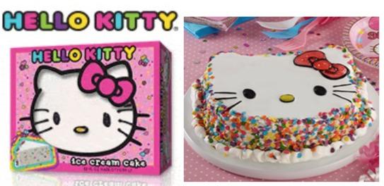 3 00 Off Any Hello Kitty Carvel Or Oreo Ice Cream Cake