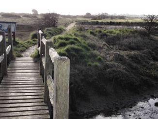 St Helens Salt Marshes