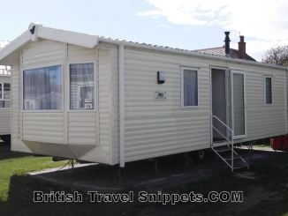 Parkdean Hayling Island Caravan