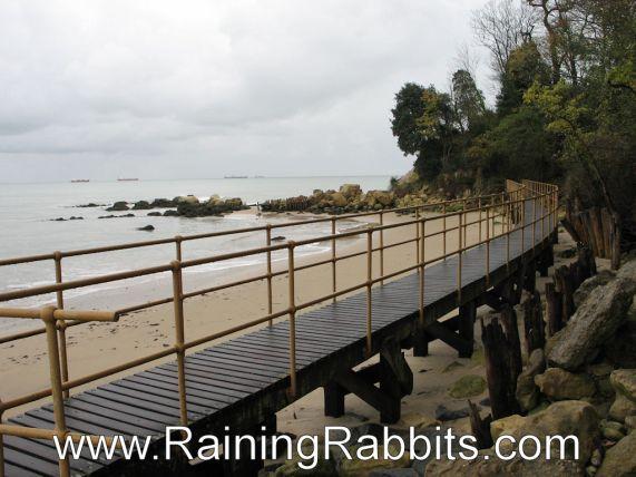near Seaview - Isle of Wight
