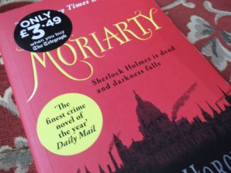 Anthony Horowitz - Moriarty Book Cover