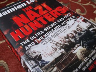 Damien Lewis - The Nazi Hunters