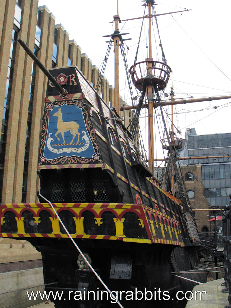 Golden Hinde London