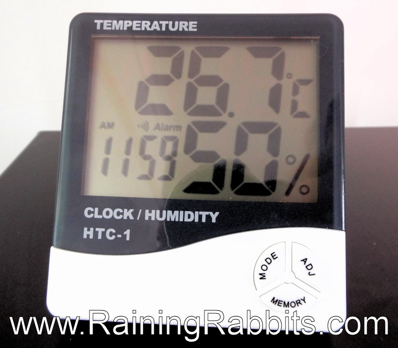 HTC-1 Thermometer