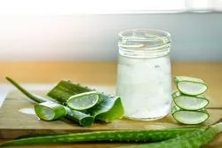 aloe vera is good for scars