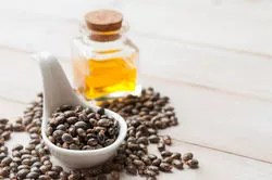 Castor oil is preventing hair loss and  helpful for hair regrowth