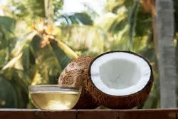 Coconut oil is a very best treatment for dry and damaged lips