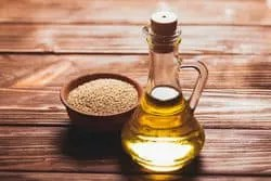 Sesame oil amazing natural remedies to cure baldness