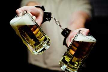 Stealing beer