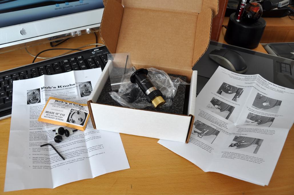 Meade Focus Knob upgrade | RainyDayMagazine