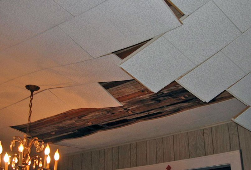 How To Install Ceiling Tile Using Furring Strips