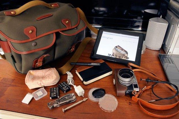 Billingham bag and accessories