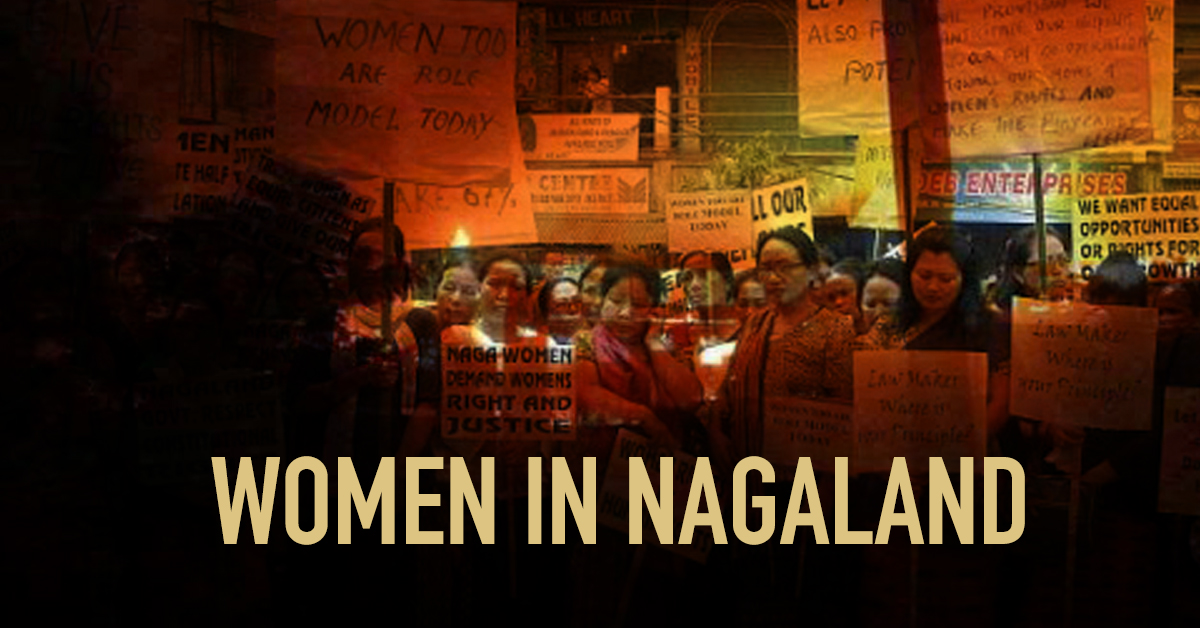 Customary laws vs  Gender equality in Nagaland » RAIOT