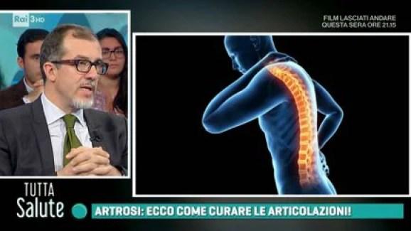 Risultati immagini per tutta salute artrosi rai