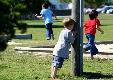 Kids excercise
