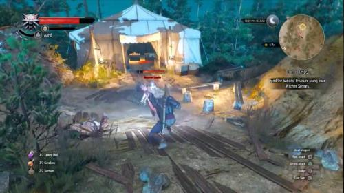 Witcher 3 RPG Game