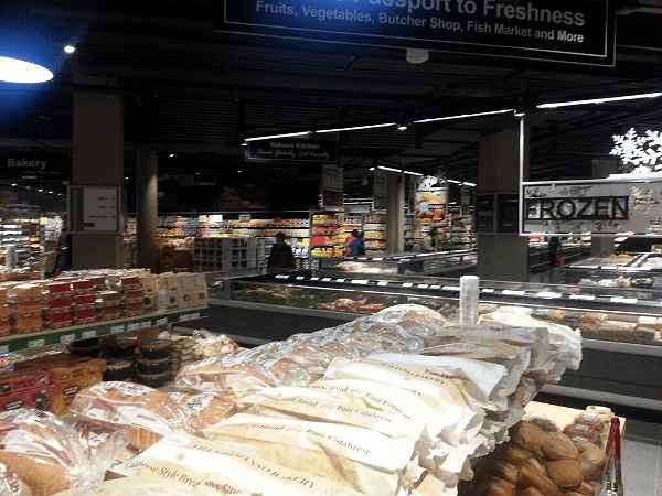 New Fresh Nations Store Foods