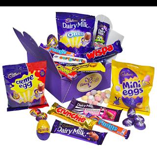 Easter Treasure Hunt box £10