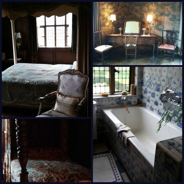 Packwood House, interior, upstairs