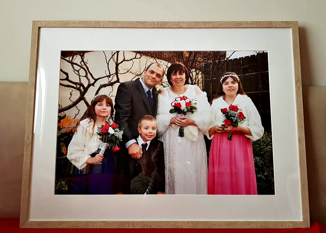 my framed photo
