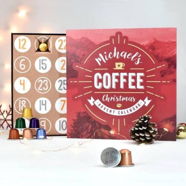 Coffee advent calendar
