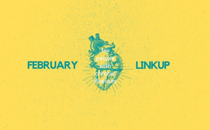 February link up from a chronic voice
