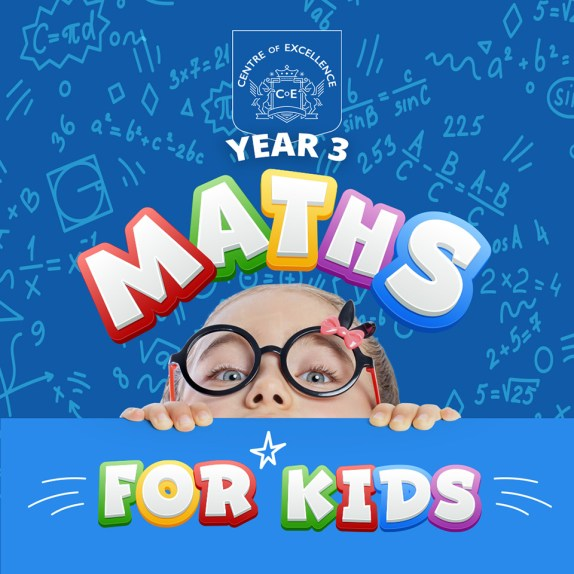 year 3 maths courses for kids