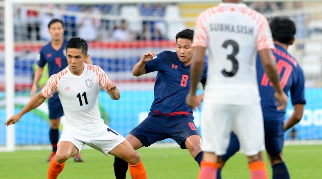 Chhetri-scored-twice-as-India-beat-Thailand-4-1-to-begin-their-AFC-Asian-Cup-UAE-2019-Group-A-campaign-in-fine-style
