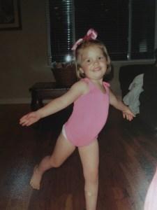 Dancing little Eliza