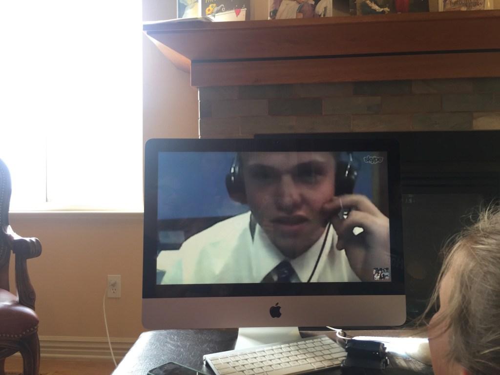 Skype May 2015
