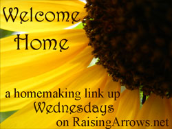 http://www.raisingarrows.net/2013/07/in-honor-of-creed-turning-6-months-welcome-home-wednesday/