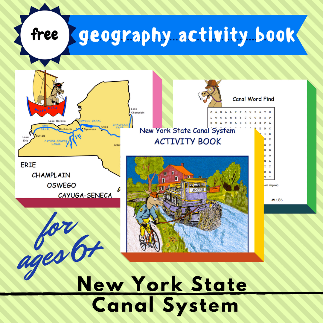 New York State Csystem Free Activity Book Homeschool