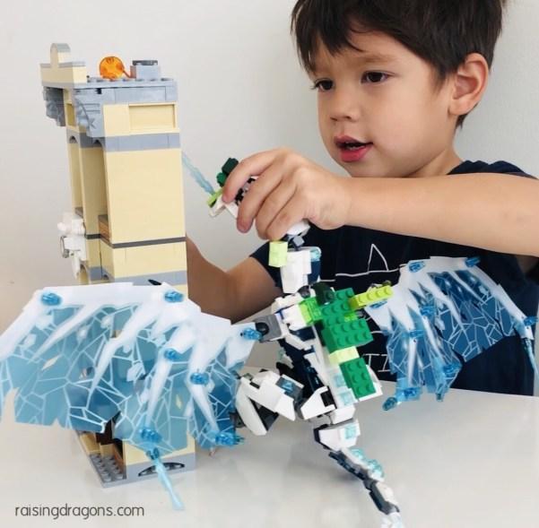 LEGO Rebuild the World Campaign