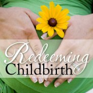 Redeeming Childbirth Button