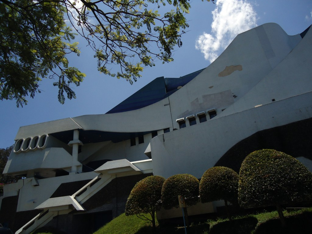 The National Theater in Guatemala