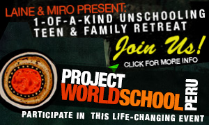 Project WorldSchool Peru
