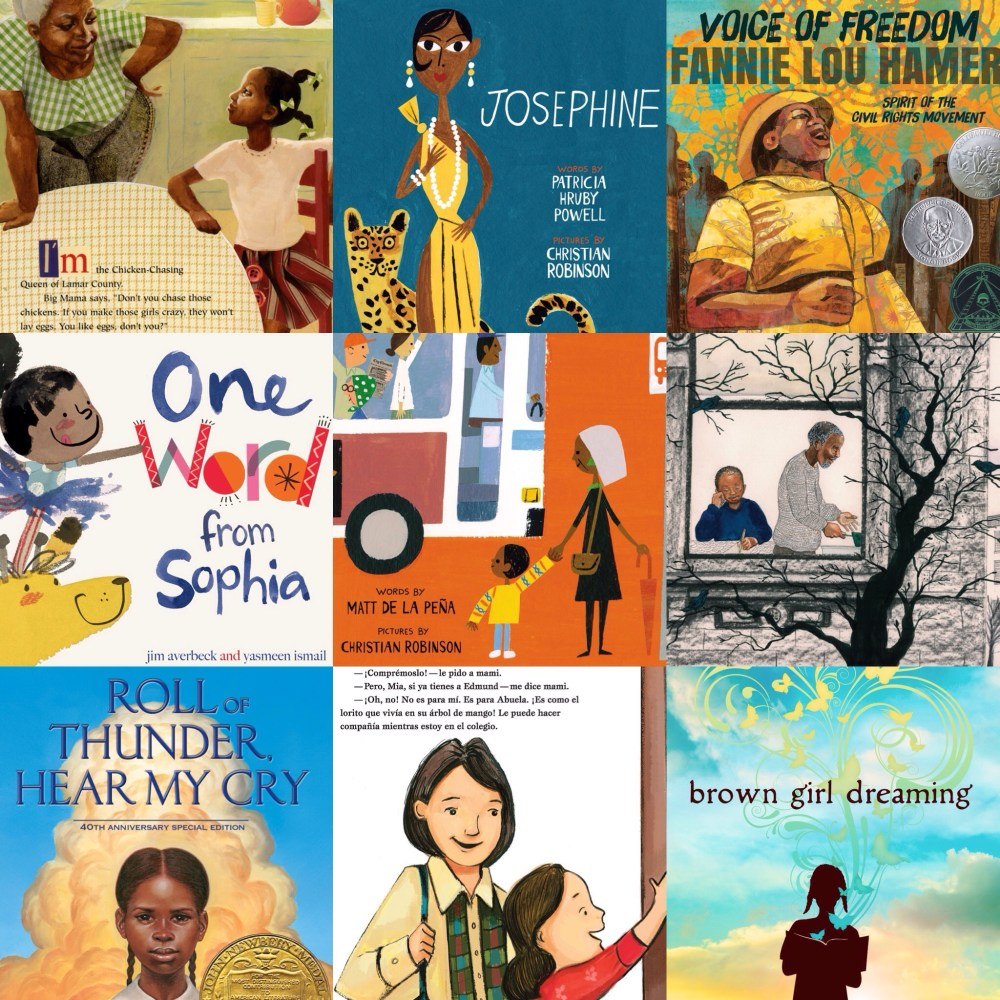 Raising Mothers and Well-Read Black Girl: How to make story time special