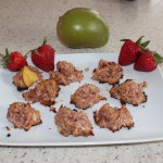 Children & Cooking Month: Scrumptious Strawberry Mango Macaroons