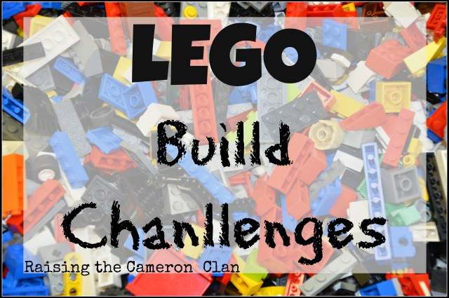 LEGO Build Challenges