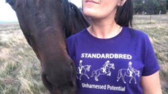 standardbred tshirt