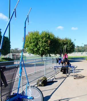 harness racing training