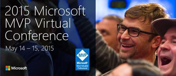 2015 Microsoft MVP Virtual Conference