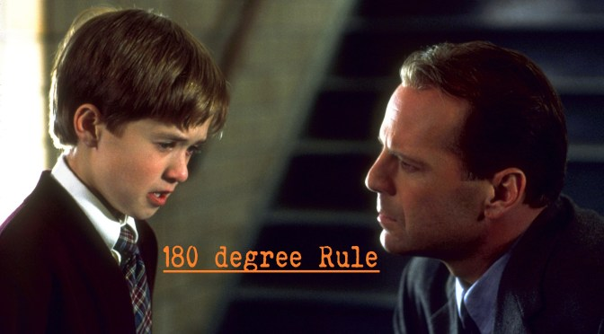 180 Degree Rule – Can I cross the line?