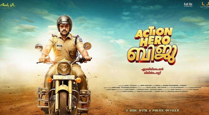 Action Hero Biju Review