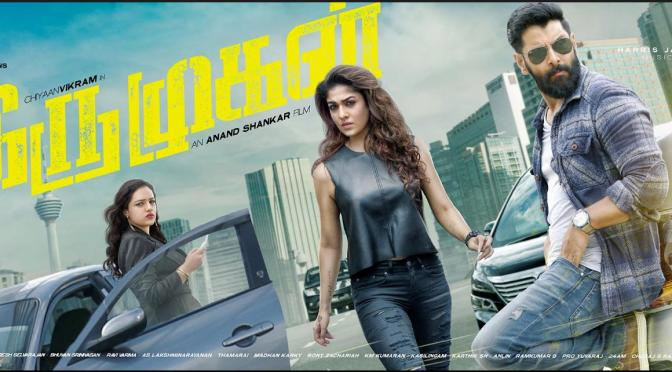 Iru Mugan Review
